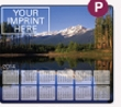 953729813-183 - Stock Art Background Hard Surface Calendar Mouse Pads - Rockies - thumbnail