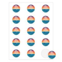"""982536373-183 - Round Quick & Colorful Sheeted Label (1 3/4"""" Diameter) - thumbnail"""