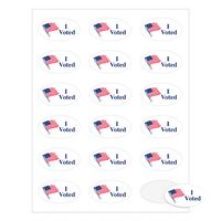 """994676431-183 - Oval Quick & Colorful Sheeted Label (1 1/4""""x2 1/4"""") - thumbnail"""