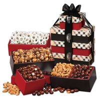 155697941-117 - Classic Plaid Tower of Treats - thumbnail