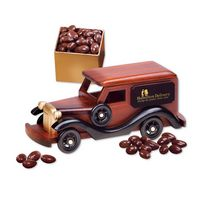 165447837-117 - 1930-Era Delivery Van with Chocolate Covered Almonds - thumbnail