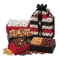 316464010-117 - Classic Plaid Tower of Treats - thumbnail