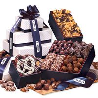 375703814-117 - Navy Pillow Top Tower of Sweets - thumbnail