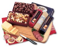 514349770-117 - Shelf-Stable Party Starter with Bamboo Cutting Board - thumbnail