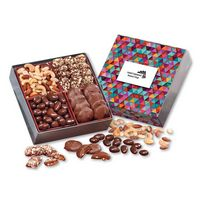 526335086-117 - Gourmet Holiday Gift Box with Triangles Sleeve - thumbnail