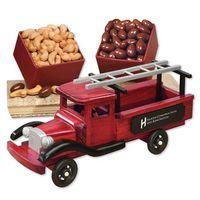 765258449-117 - 1940-Era Pick-up Truck with Chocolate Almonds & Extra Fancy Jumbo Cashews - thumbnail