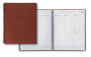 323181442-818 - 2020 Tucson Large Desk Wire Weekly Planner - thumbnail