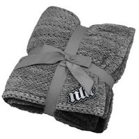 555778622-814 - Interweaved Colored Flannel Blanket - thumbnail