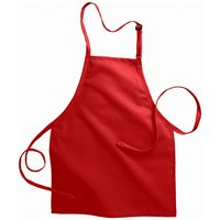 501216449-822 - Edwards No-Pocket Bib Apron - thumbnail