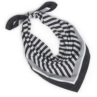 505955981-822 - Edwards Redwood & Ross Triple Stripe Scarf - thumbnail