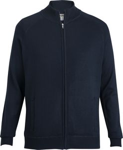 736499800-822 - Full-Zip Sweater Jacket with Pockets - thumbnail