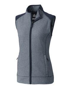 105260805-106 - Cedar Park Full Zip Vest - thumbnail