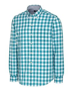116457385-106 - L/S Wrinkle Free Villa Creek Check Big & Tall - thumbnail