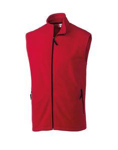 123930271-106 - Men's Clique® Summit Full Zip Fleece Vest - thumbnail