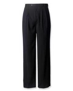 146128313-106 - DtoC Gabardine Microfiber Cuffed Trouser - thumbnail