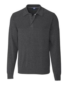 146457395-106 - Lakemont Zip Polo Sweater - thumbnail