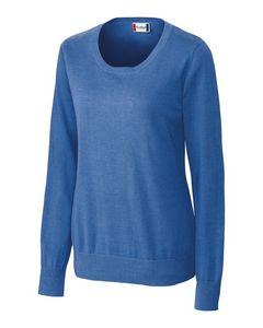 154497561-106 - Ladies' Clique® Imatra Scoop Neck Sweater - thumbnail