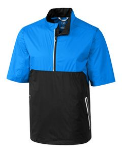 335707691-106 - Men's Cutter & Buck® Weathertec Fairway Half-Zip Shirt - thumbnail