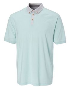 376145453-106 - Mercerized Midvale Stripe Polo - thumbnail