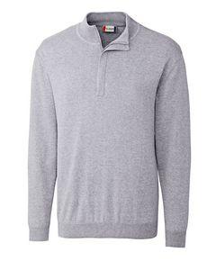 524497557-106 - Men's Clique® Imatra Half-Zip Sweater - thumbnail