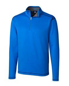 555436671-106 - Men's Cutter & Buck® Evergreen Reversible Overknit Shirt - thumbnail