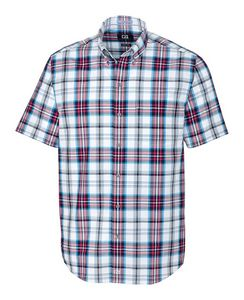 556361335-106 - Men's S/S Wrinkle Free Nicolai Check - thumbnail