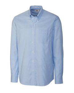 704494144-106 - Men's Cutter & Buck® Epic Easy Care Tattersall Shirt (Big & Tall) - thumbnail