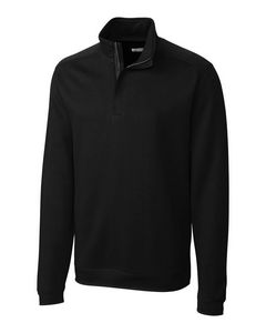 706457314-106 - B & T L/S Pima Decatur Half Zip Big & Tall - thumbnail