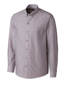 716457384-106 - L/S Wrinkle Free Peak Stripe Big & Tall - thumbnail