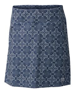736028253-106 - Allure Printed Pull On Skort - thumbnail