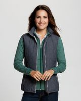785436684-106 - Cutter & Buck WeatherTec Ladies Rainier Vest - thumbnail