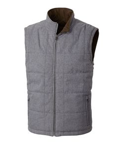 786457473-106 - Roland Reversible Vest Big & Tall - thumbnail