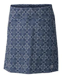 906246145-106 - Allure Printed Pull On Skort - thumbnail