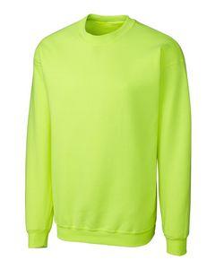 914497385-106 - Adult Clique® Fleece Crew Sweatshirt (S-2XL) - thumbnail