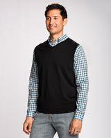 975260798-106 - Cutter & Buck Lakemont Sweater Vest Big & Tall - thumbnail
