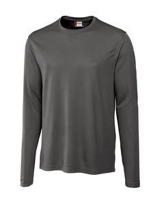 983638441-106 - Men's Clique® Long Sleeve Ice Tee Shirt - thumbnail