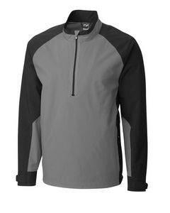 994494172-106 - Men's Cutter & Buck® WeatherTec™ Summit Half-Zip Shirt - thumbnail