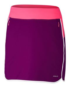 996361415-106 - Annika On Course Colorblock Pull On Skort - thumbnail