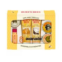186284129-142 - Burt's Bees Tips And Toes Kit - thumbnail