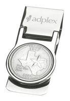 372239403-142 - State Quarter Money Clip - thumbnail
