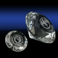 594112020-142 - Diamond Crystal Paperweight - thumbnail
