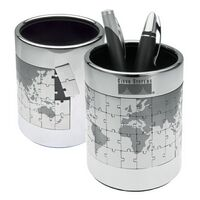 952572502-142 - Puzzle Earth Pen Cup - thumbnail