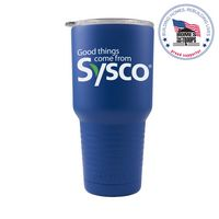 995884835-142 - 30 Oz. Blue Patriot Tumbler - thumbnail