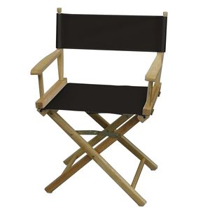 111588362-108 - Table-Height Director's Chair (Unimprinted) - thumbnail