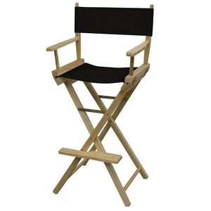141588372-108 - Bar-Height Director's Chair (Unimprinted) - thumbnail