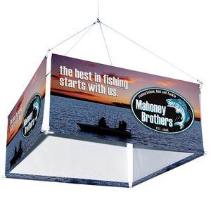 194575850-108 - 12' Four-Sided Hanging Banner Kit - thumbnail