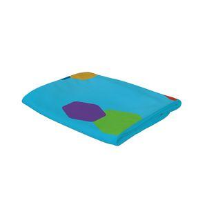 374021605-108 - 6' Straight Splash Tabletop Wrap Graphic Panel (Poly Knit) - thumbnail