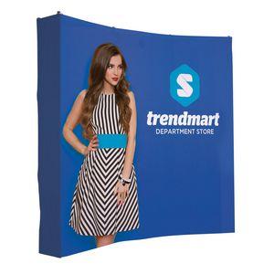 555886037-108 - 8' Curved Splash Wrap Kit (Block-Out) - thumbnail