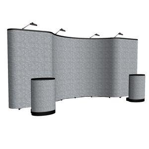 734575730-108 - 20' Combination ARISE Floor Display Kit (Fabric) - thumbnail