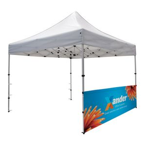 755916126-108 - Compact 10' Tent Half Wall Kit (Dye-Sublimated, 1-Sided) - thumbnail